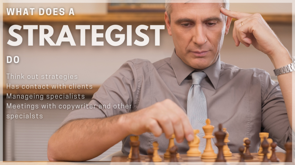 What does a Digital Marketing Strategist do?